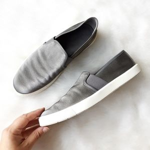 VINCE | Berlin Metallic Slip-On Sneaker